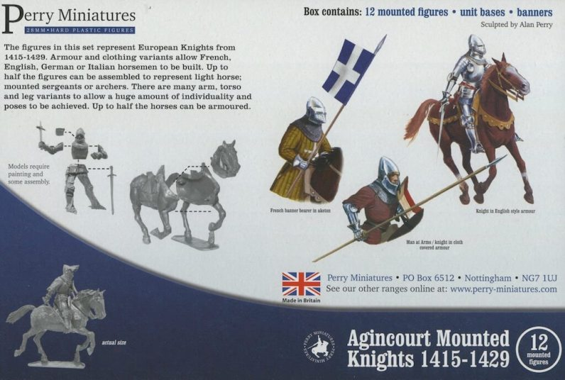 Agincourt Mounted Knights 4