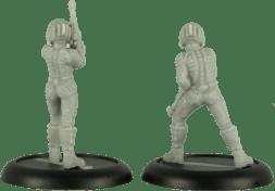 Cold War Miniatures - Neo Futura Bikers 3