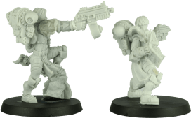 Shieldwolf Miniatures - Sisters of Talliareum 2