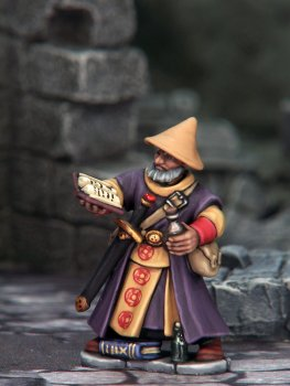 Frostgrave Wizards boxed set 10