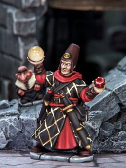 Frostgrave Wizards boxed set 11