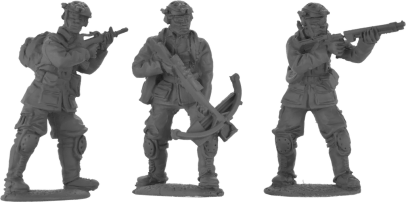 Spectre Miniatures - Chinese Special Forces Jungle Squad 0