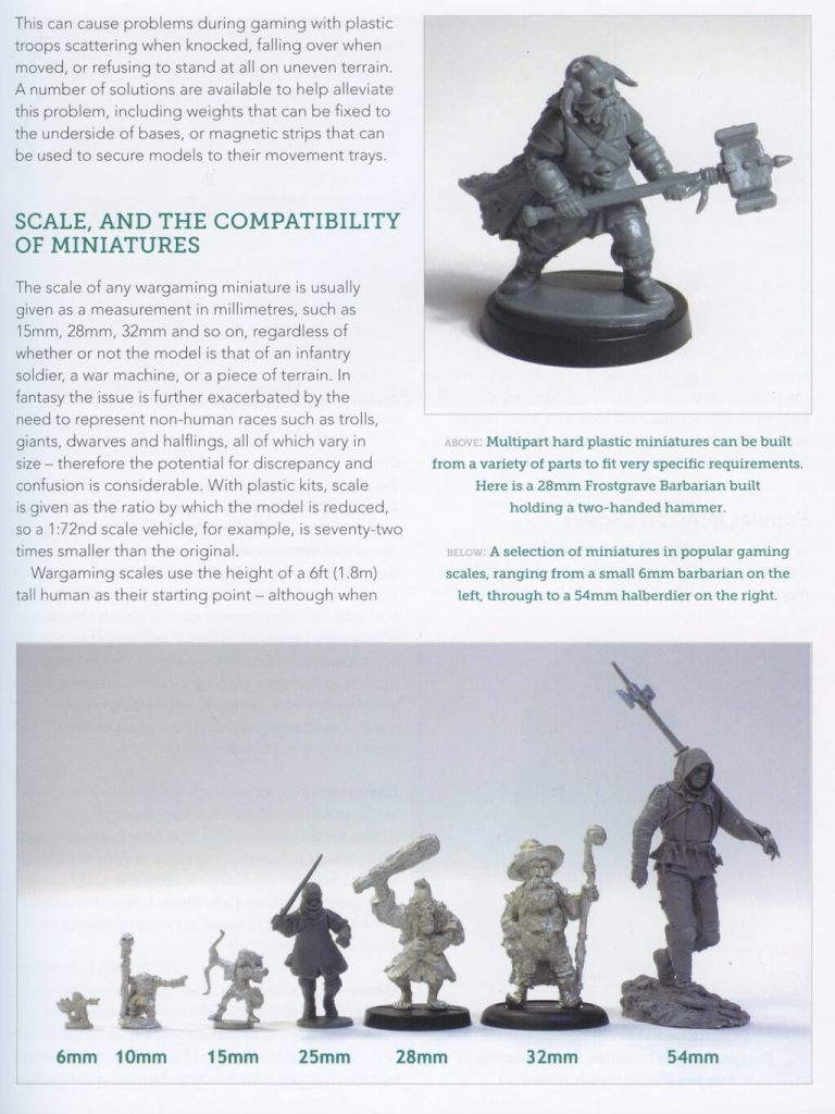 Wargames Illustrated | Modelling and Painting Fantasy Figures