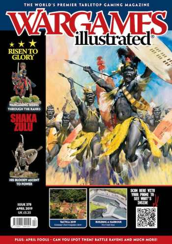 Wargames Illustrated 378 -  Warlord Games