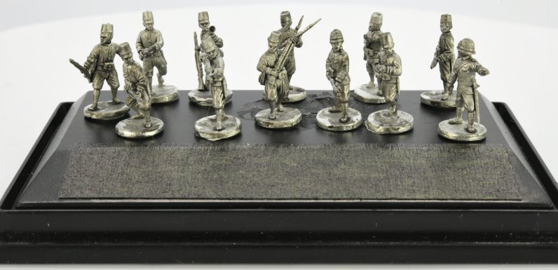 Force Publique Infantry 1
