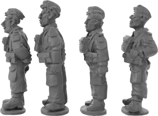 1st Corps - Home Front Miniatures 1