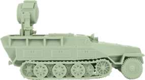 Paint and Glue Miniatures - WWII Vehicles 2