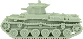 Paint and Glue Miniatures - WWII Vehicles 4
