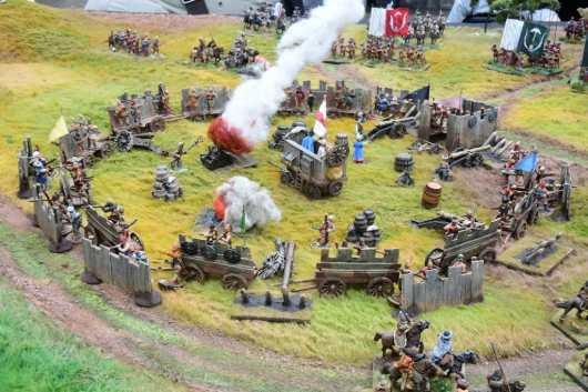 Border War Moldavia 1712 0