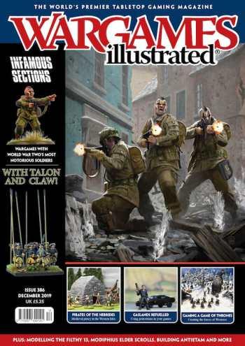 Wargames Illustrated 386 -  Warlord Games