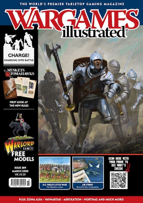 Wargames Illustrated 389 -  Warlord Games