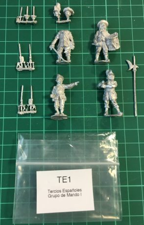TE1 - Command group I