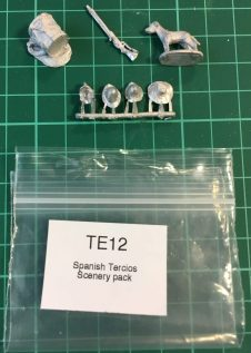 TE12 - Scenery pack