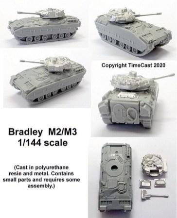Timecast Bradley