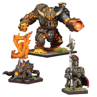 Warband Booster boxed set