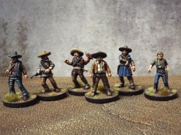 """""""The Young Posse"""" for Gunfighters Ball 5"""