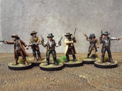 """""""The Young Posse"""" for Gunfighters Ball 6"""