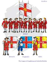Williamite - The English & Welsh Infantry