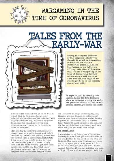 Wargames Illustrated Bite-size 1 11-10