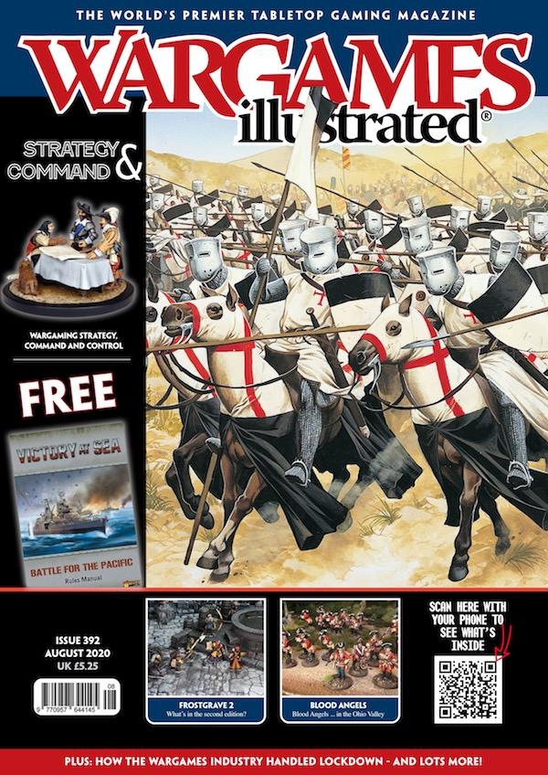 Wargames Illustrated 392 - Warlord Games