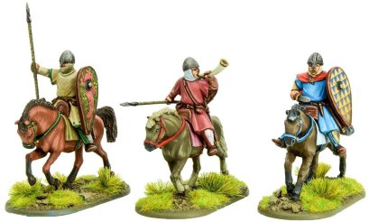Norman Unarmoured Cavalry Command