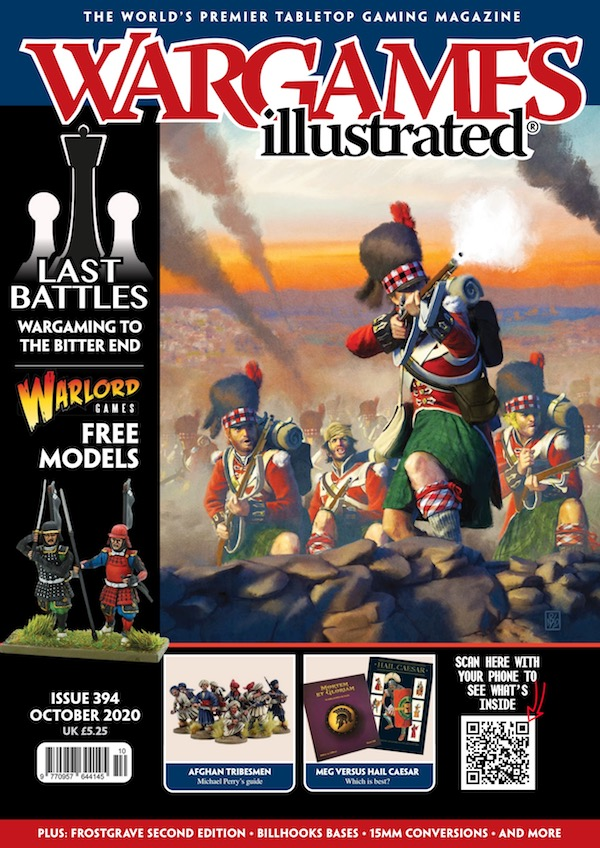 Wargames Illustrated 394 -  Warlord Games