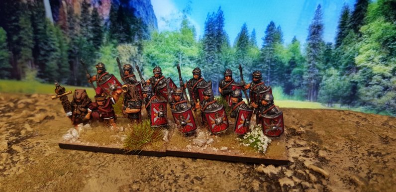 Early Imperial Roman Army 0