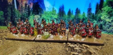 Early Imperial Roman Army 3