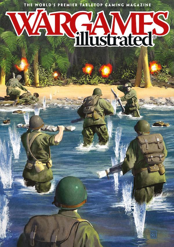 Wargames Illustrated 395 -  Warlord Games