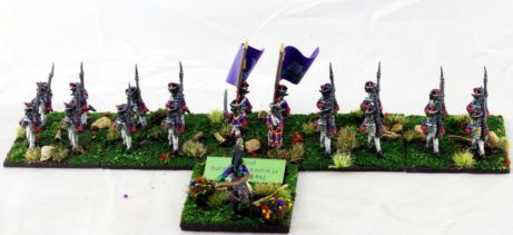 OZZ-401 Gillikin Infantry Regiment with Command