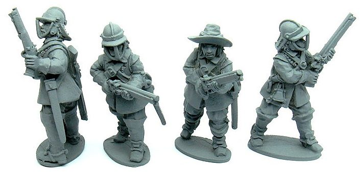 The Dismounted Troopers