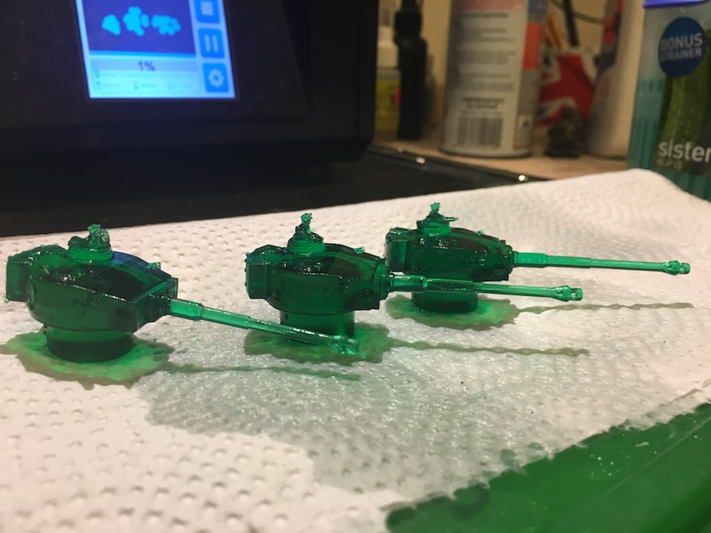 Resin & FDM Printing for Miniature Wargaming: A Comparison of Costs and Material Usage