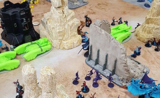 3D Printing is(n't) killing the miniature wargaming industry