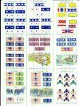 ACW Flag Sets #28-36 (All sizes)