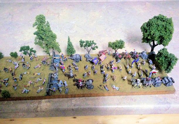 Stone Mountain Miniatures 15mm ACW Infantry