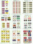 Napoleonic Flag Sets #1-9 (All sizes)