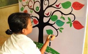 Pohon Cita-Cita untuk Desa Bayat Ilir