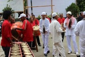 Umat Muslim Ambon Meriahkan Acara Tahunan Gereja