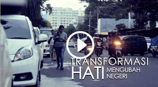 Transformasi Hati Mengubah Negeri