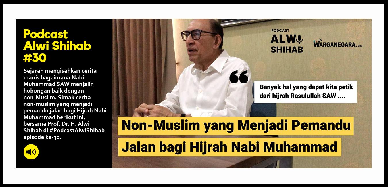 Non-Muslim yang Menjadi Pemandu Jalan bagi Hijrah Nabi Muhammad (Part 5)