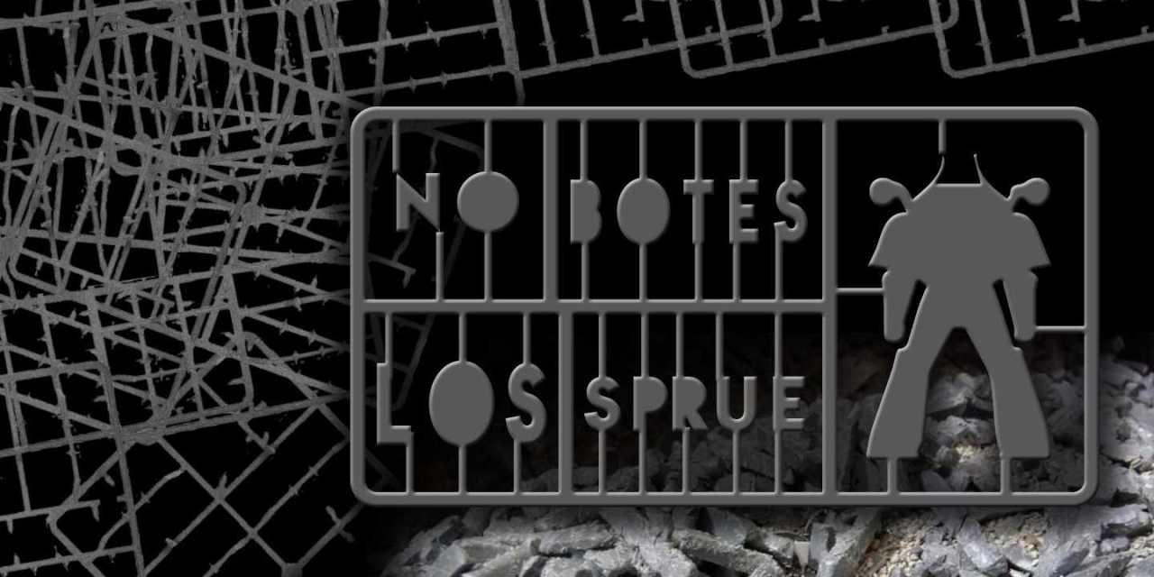 Terreno: Escombros ¡NO BOTES LOS SPRUE!