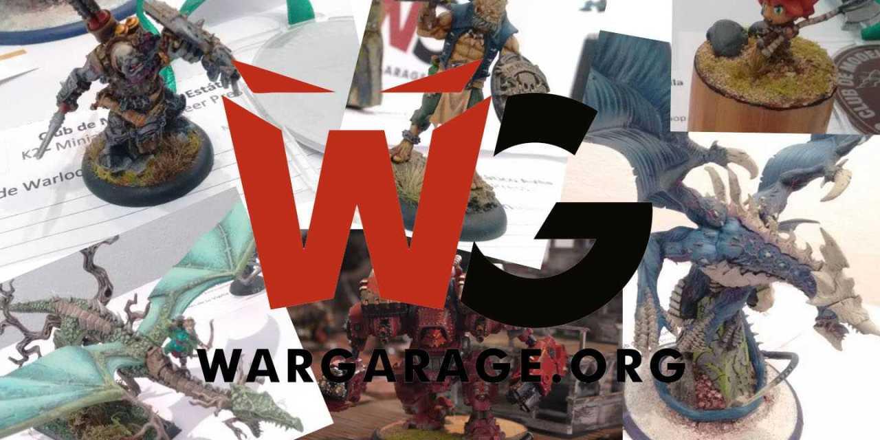 Wargarage.org presente en Expoescala Ávila 2017