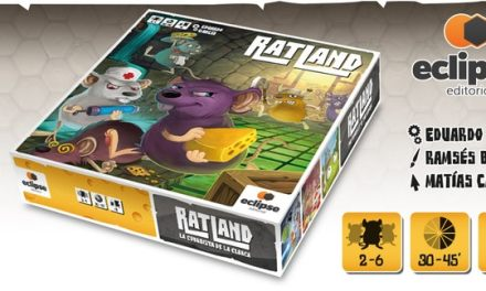 Ratland: Conquest of the Sewers board game Review