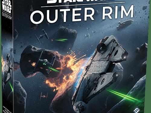 Star Wars: Outer Rim el nuevo juego de mesa sobre esta querida saga