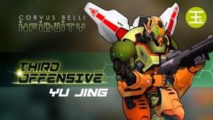 Infinity Tercera Ofensiva Yu Jing Arte Conceptual