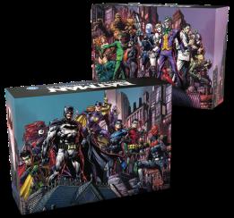 Cajas básicas de Batman: Gotham Chronicles