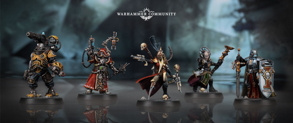 New Blackstone Fortress Heroes