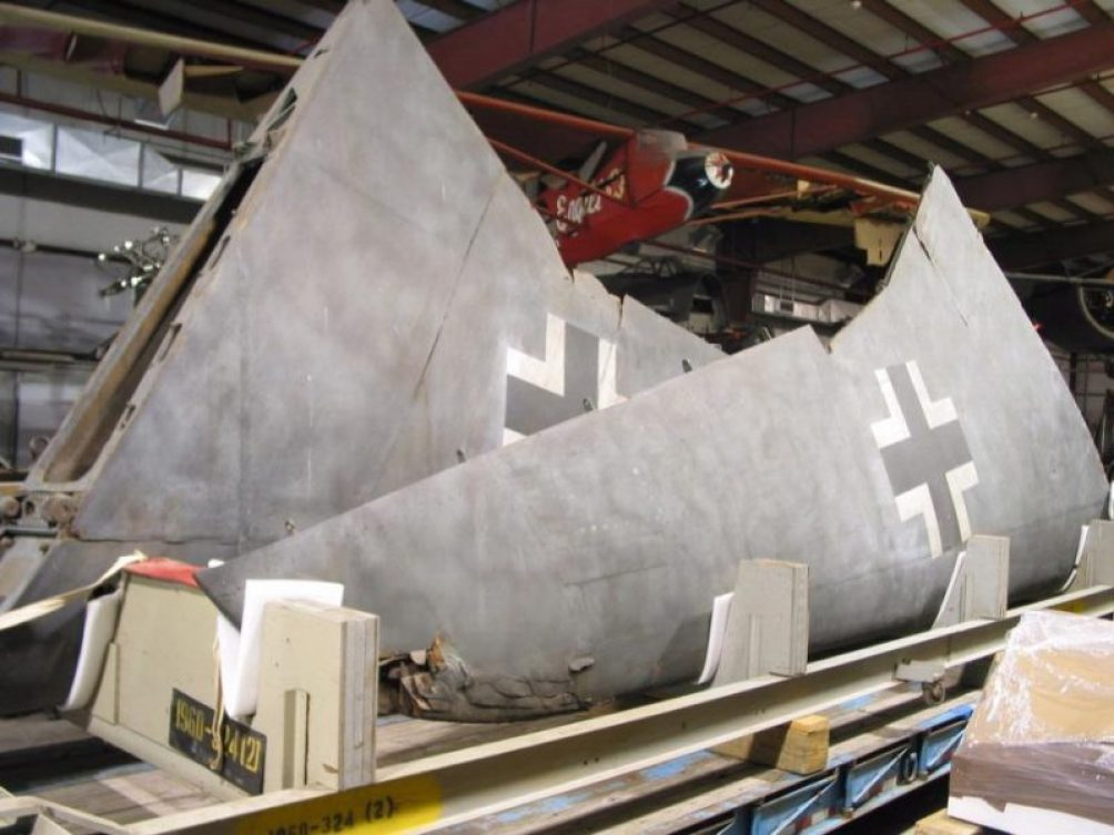 restoring-the-horten-229-v3-flying-wing-24