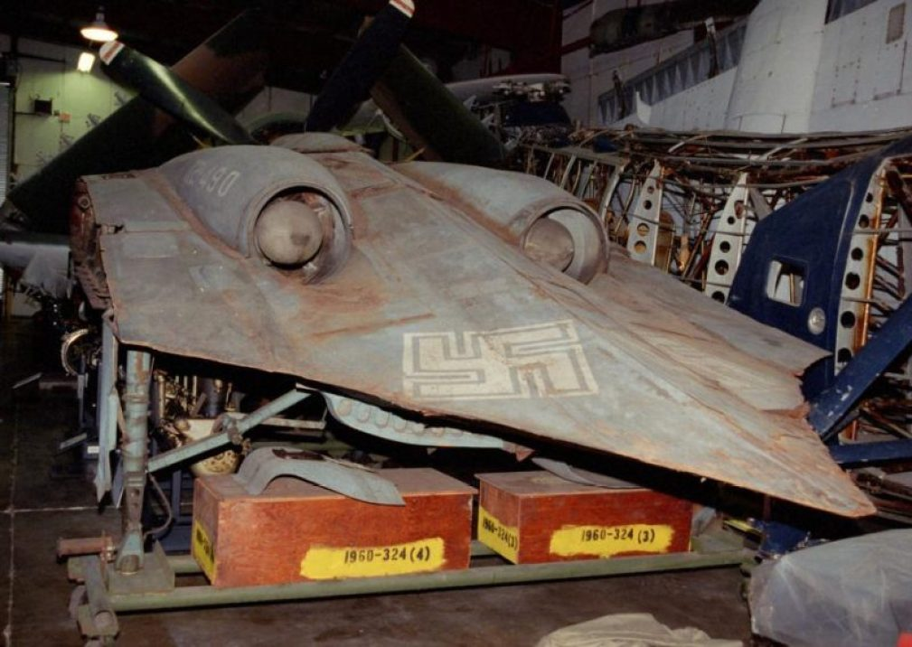 restoring-the-horten-229-v3-flying-wing-29