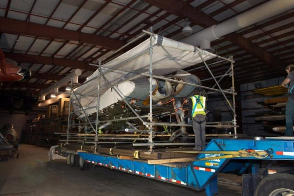 restoring-the-horten-229-v3-flying-wing-32